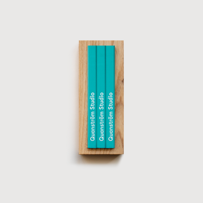Quanström Studio Pencils • 3 pack - Quanstrom Studio