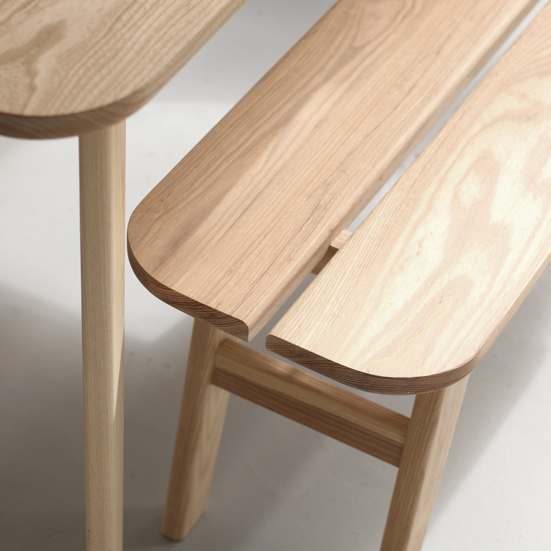 Kirkwood Bench in Ash