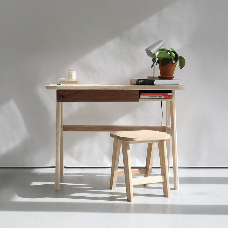 Urswick Writing Desk in Ash