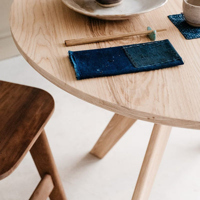Cambridge Dining Table ~ Ash