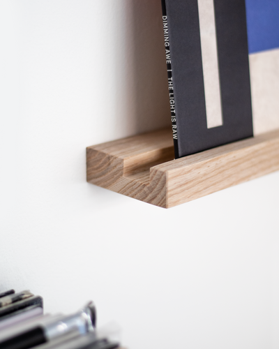 Vinyl Display Shelf - Quanstrom Studio