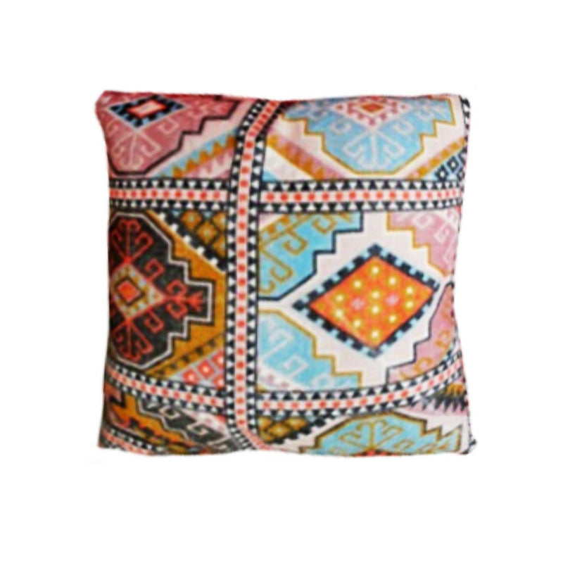 CUSHION WITH INSERT (VACCUME PACKED) COTTON KILIM