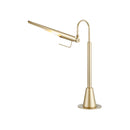 TABLE LAMP GOLD FINISH