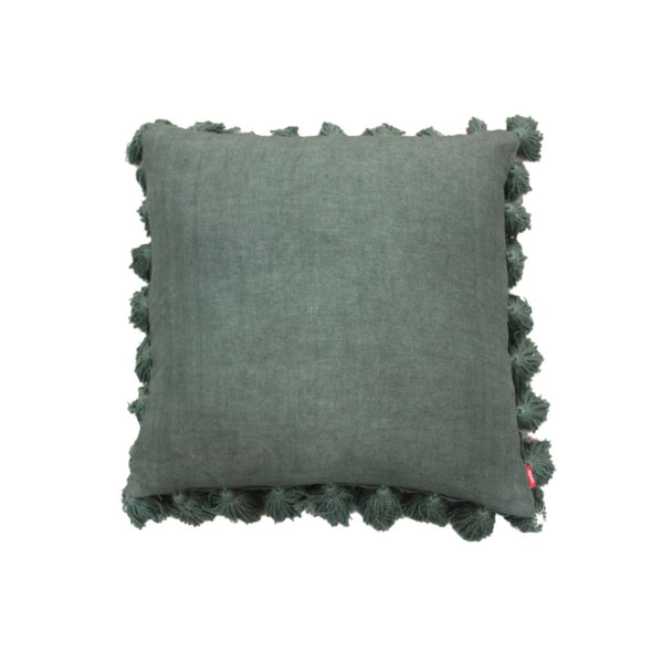 CUSHION COVER WITH VACCUM FILLER