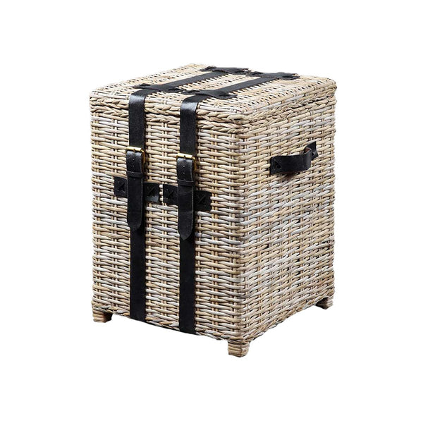 DULLA RATTAN TRUNK - SMALL
