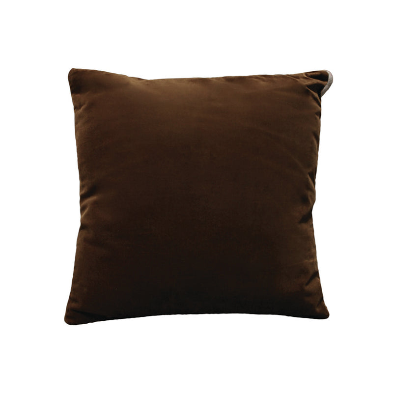 CUSHION CLAY BROWN ELVE