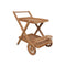 CARRITO DE BAR TROLLEY NATURAL