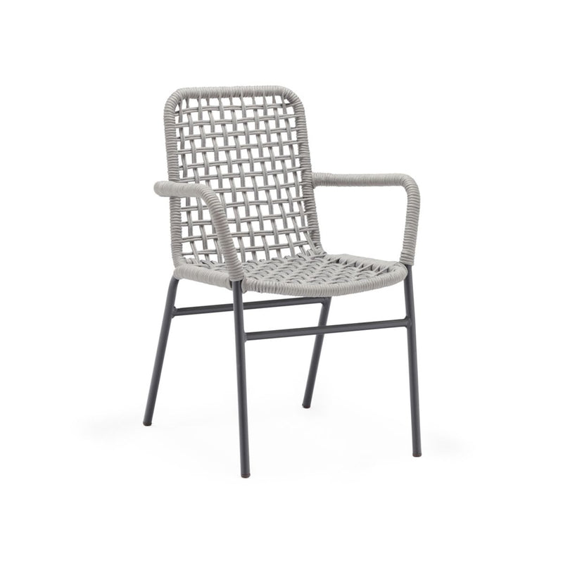 CHAIR(ARECIBO SIDE CHAIR-ROPE)