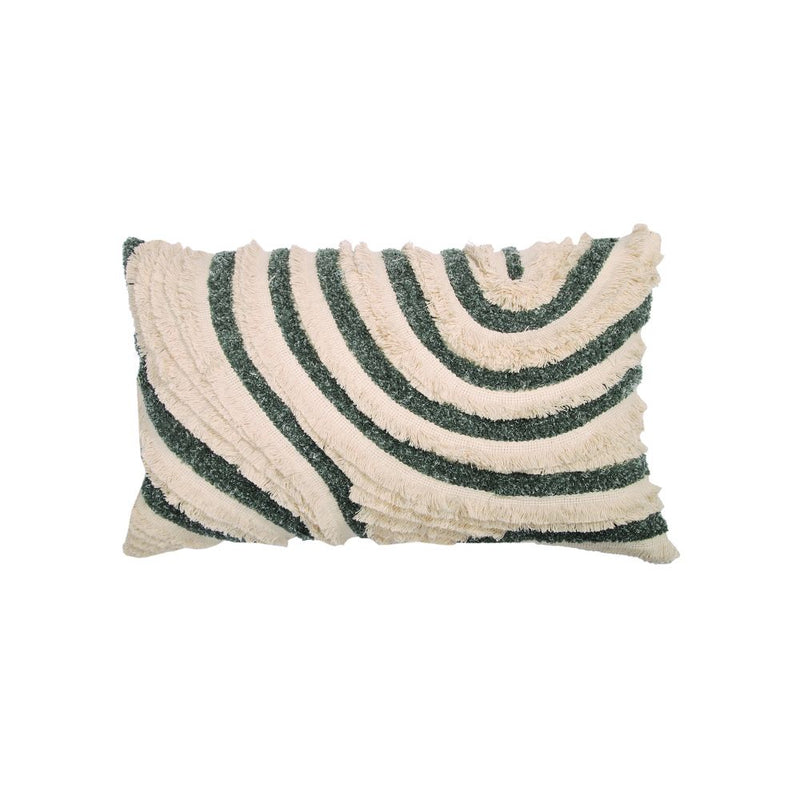 CUSHION COVER WITH INSERT