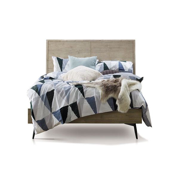 JENSON BED KING, COLOR 1862A