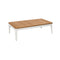 CHIENGMAI COFFEE TABLE W/TEAK TOP