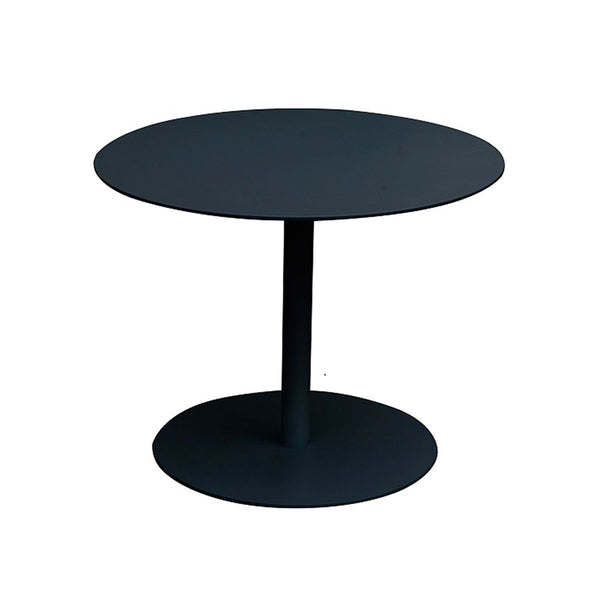 FULL ALU SIDE TABLE CHARCOAL