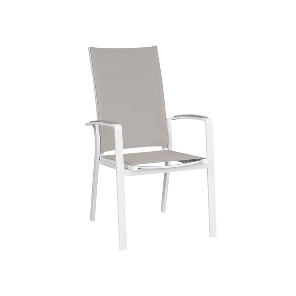 ***ALU ´SLING ADJUSTABLE DINING CHAIR