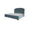 BED QUEEN DARK GREY