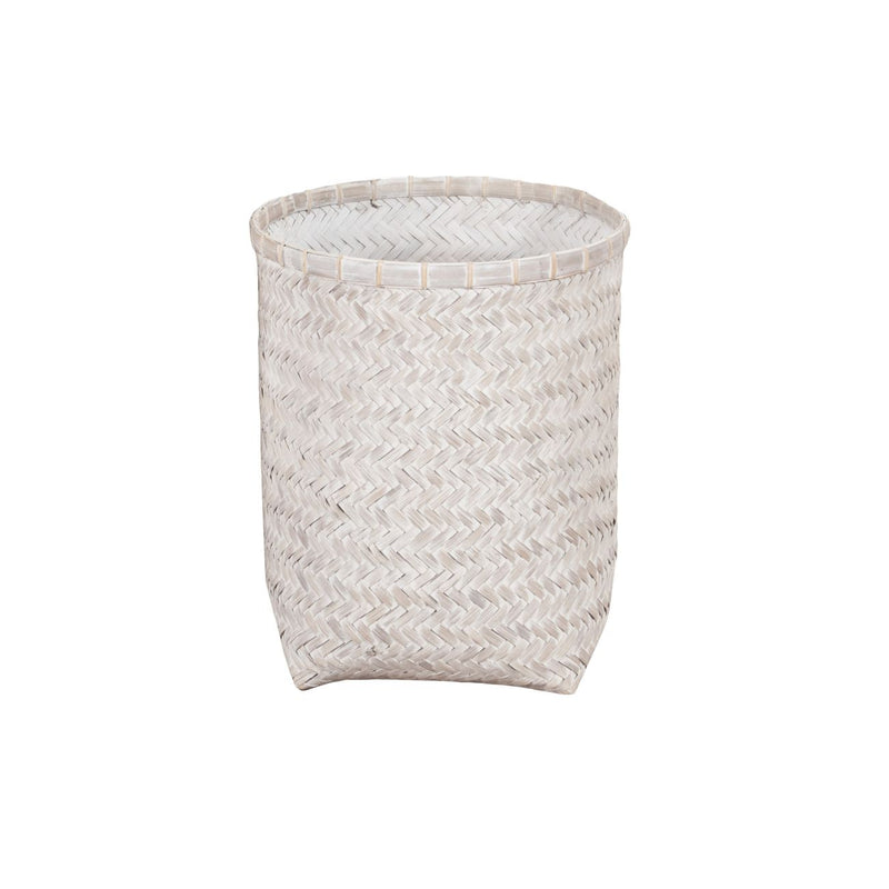 ELLA BASKET WHITE WASH SMALL