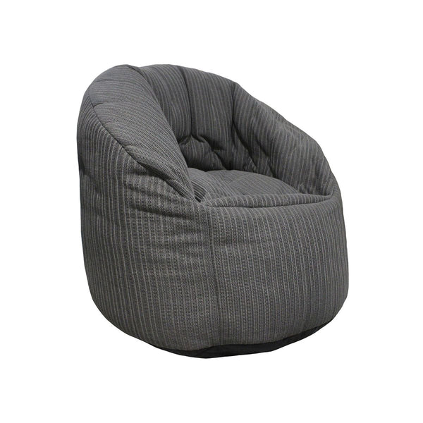 ARMCHAIR, QUICK DRY KNITTED PE, EPS FILLING