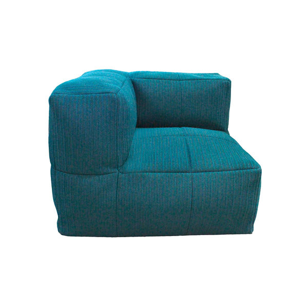 CORNER SOFA, QUICK DRY KNITTED PE, EPS FILLING