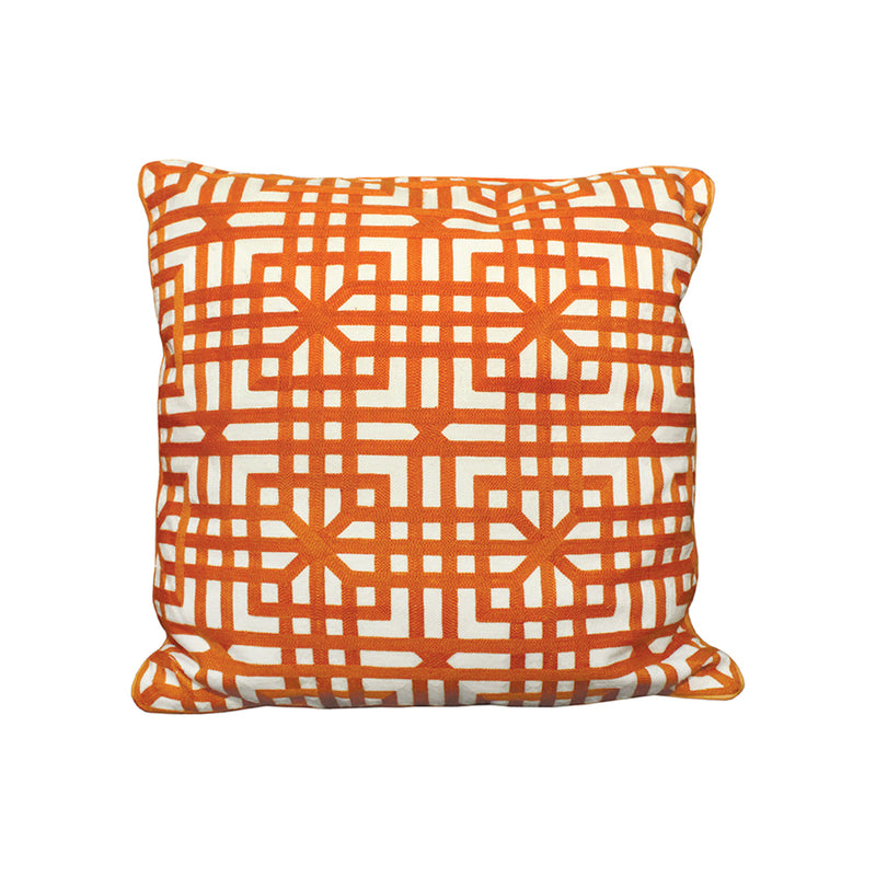 ARTISTIC EMBR  CUSHION COVERS  50X50 CMS