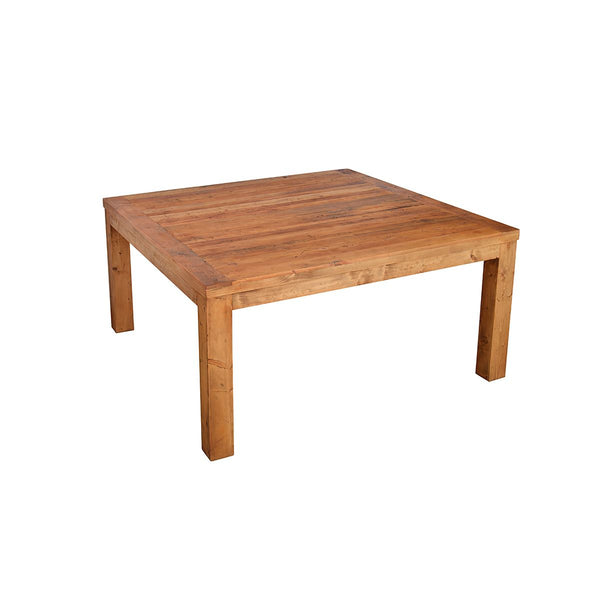 SQUARE DINING TABLE 150X150X76