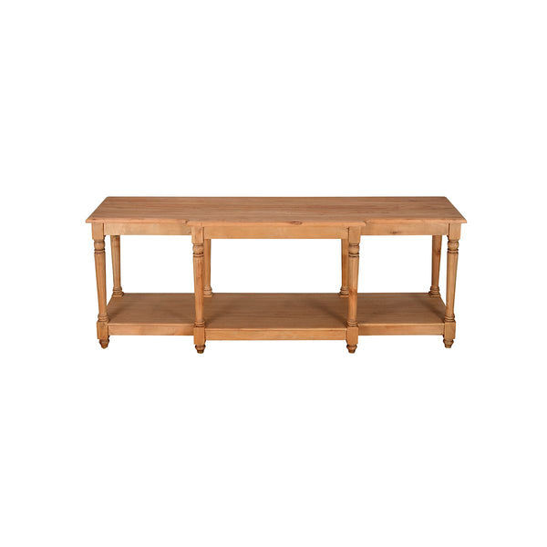 CONSOLE TABLE NATURAL