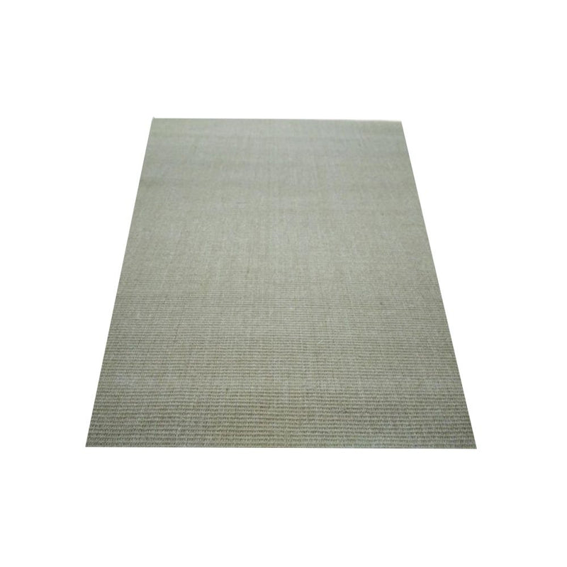 SISAL BOUCLE 1+1 SAHARA NATURAL LATEX BACKED SELF EDGE