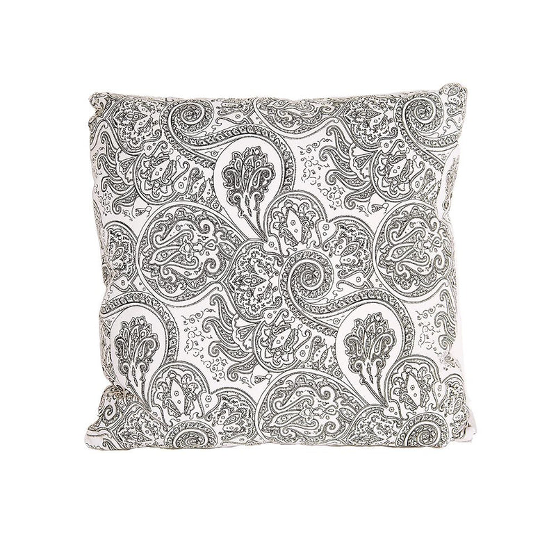 PILLOW 55X55 DARK GRAY