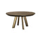 CODY ROUND DINING TABLE-KD NATURAL WALNUT 503