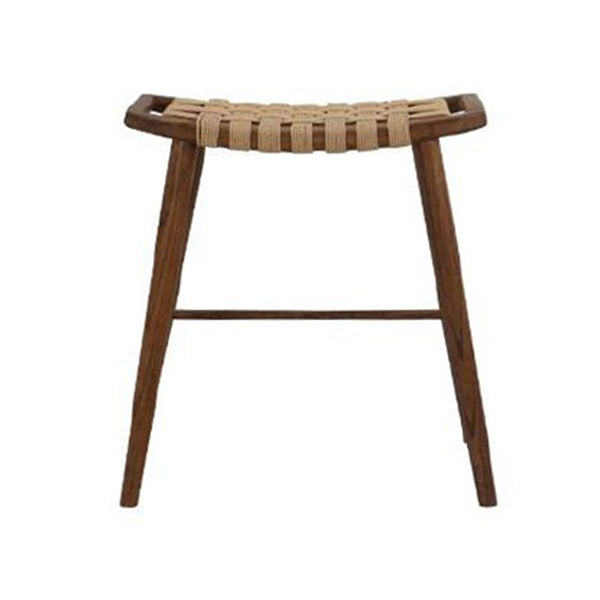 STOOL ELM WOOD
