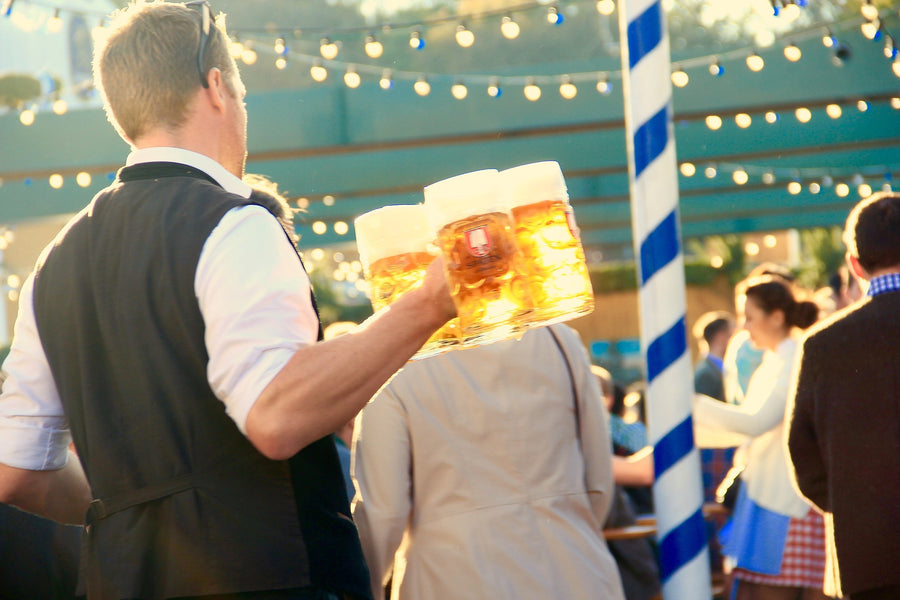 PROST! OKTOBERFEST IS BACK AGAIN!