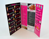 Custom Menu Printing in the UK - Menu Printing Direct