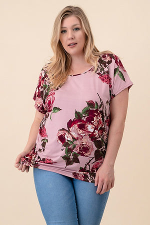 NEW! Fresh Floral Top