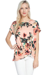 NEW! Blush Floral Top