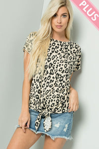 NEW! Fierce Fashion Print Top