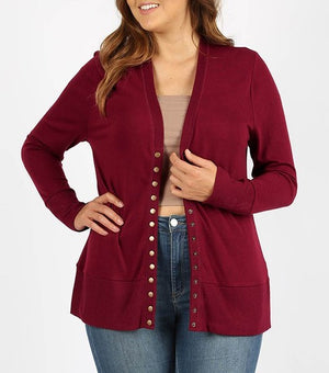 BEST SELLER! Oh Snap Cardigans