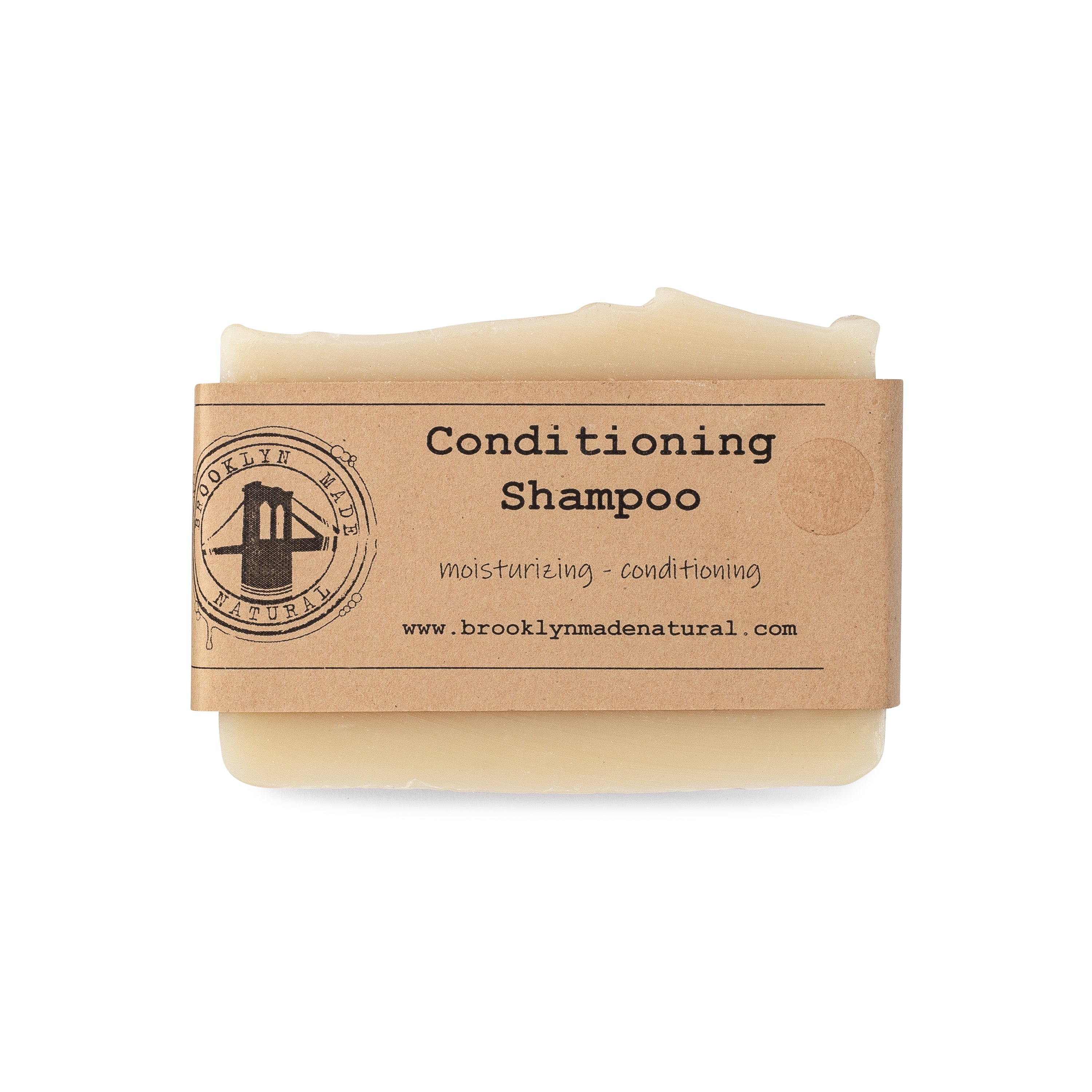 Vegan Conditioning Shampoo Bar