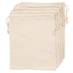 Canvas Produce Bags (5)