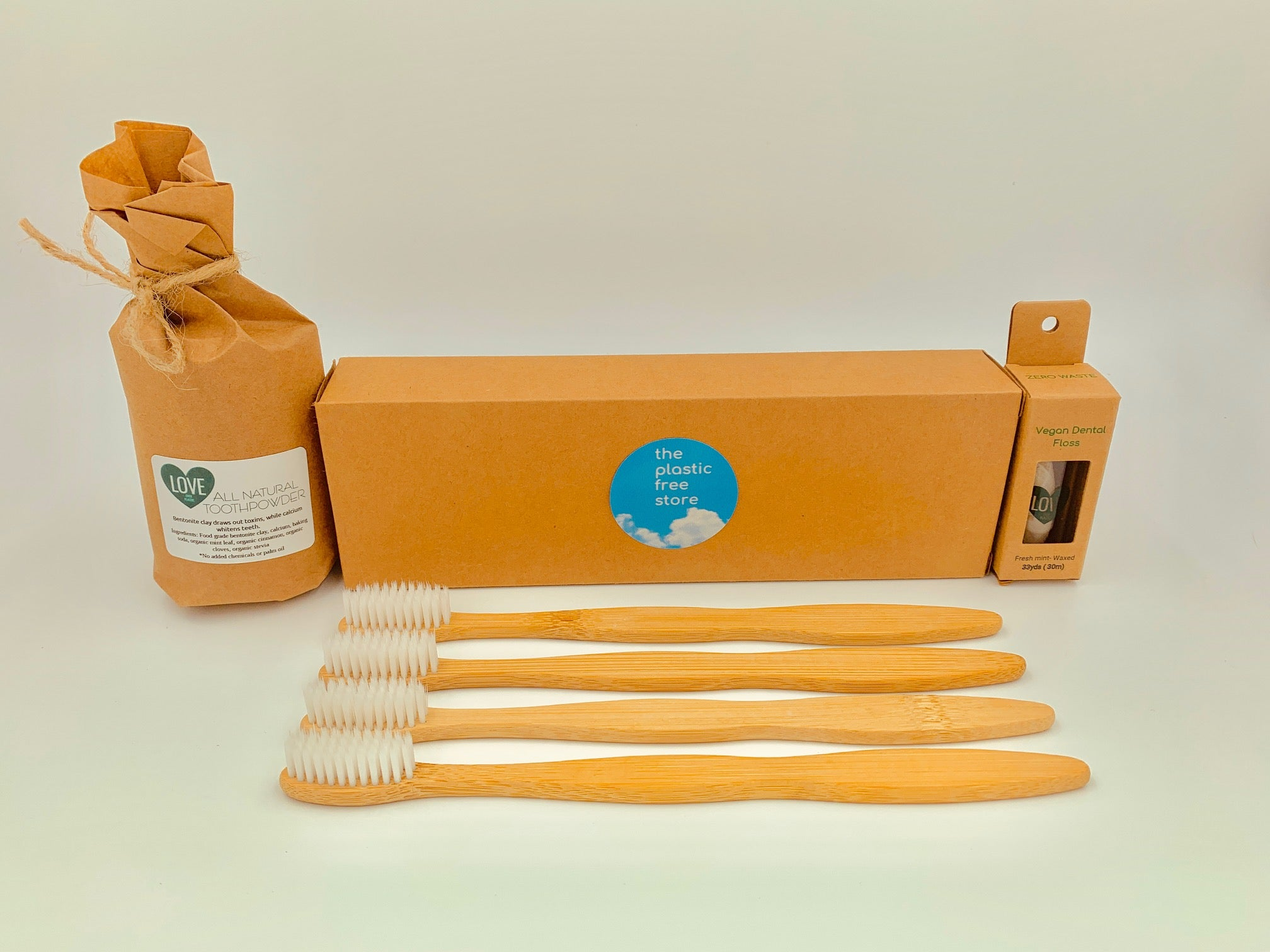 Zero Waste Vegan Dental Kit