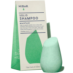 HiBar Maintain Shampoo Bar
