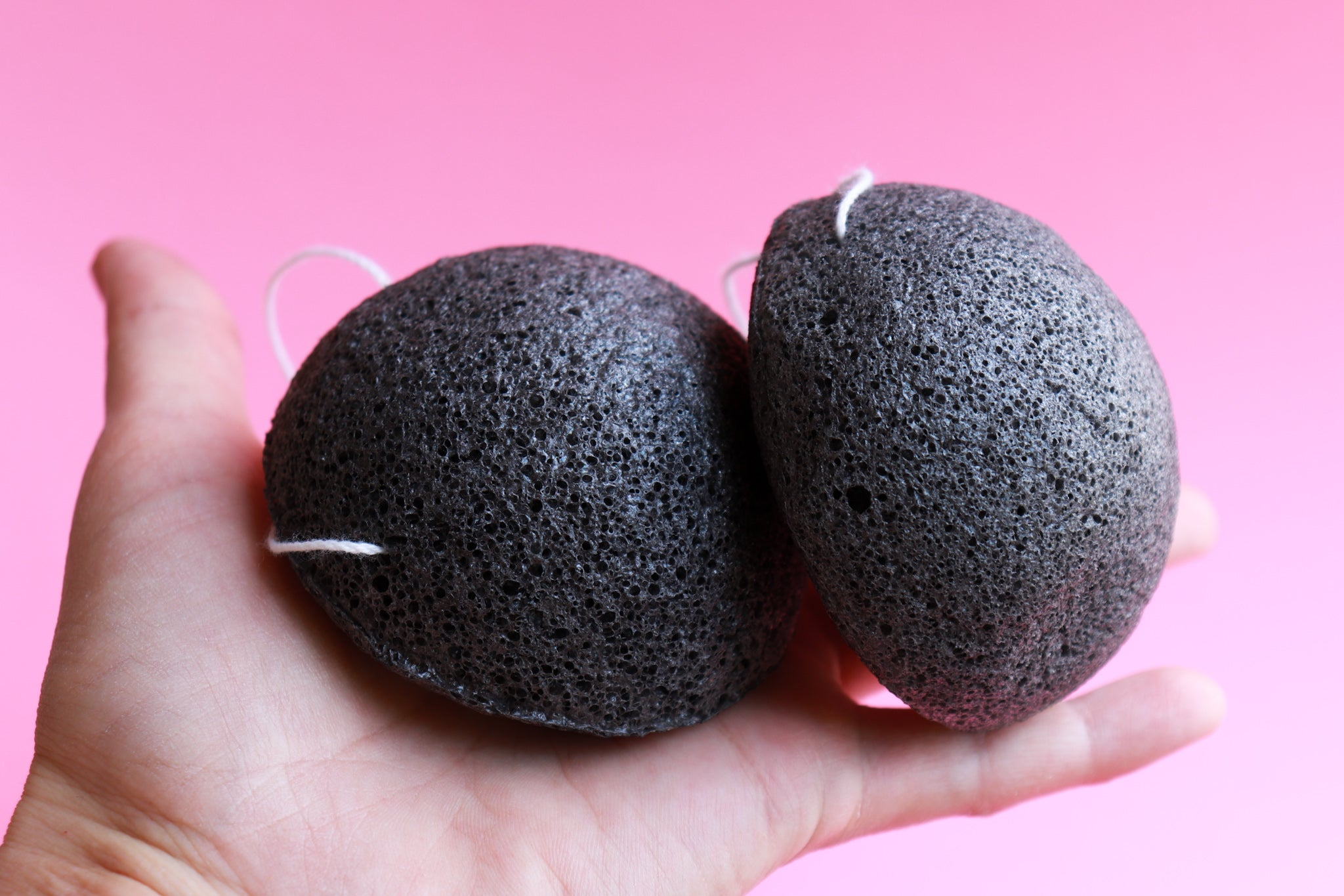 Konjac Sponges - 2 Pack