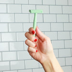 Safety Razor - Mint Green