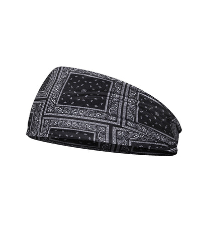 Bohemian Style Yoga Running Elastic Headwraps Hair Band