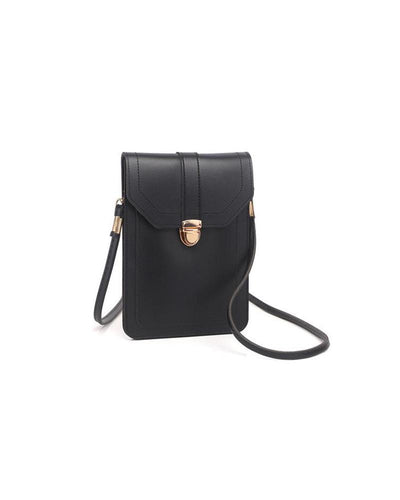 PU Envelope Crossbody Bag