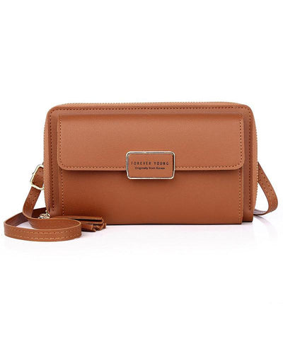 Square Mini Crossbody Bag