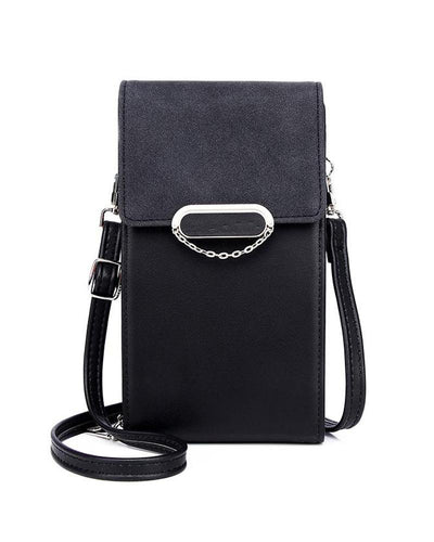 PU Crossbody Mini Bag
