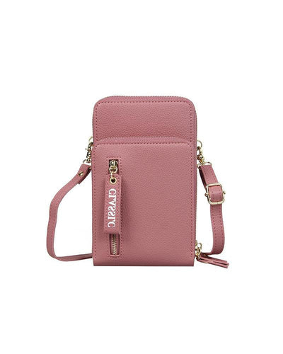 Crossbody Double Layered Mini Bag