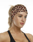 Leopard Print Yoga Elastic Headwraps Head Wrap Hair Band