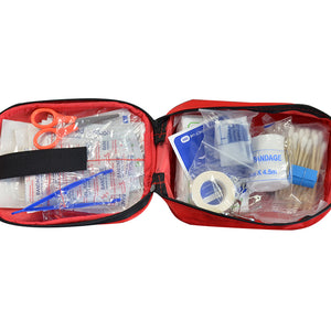 120Pcs Emergency First Aid Kit