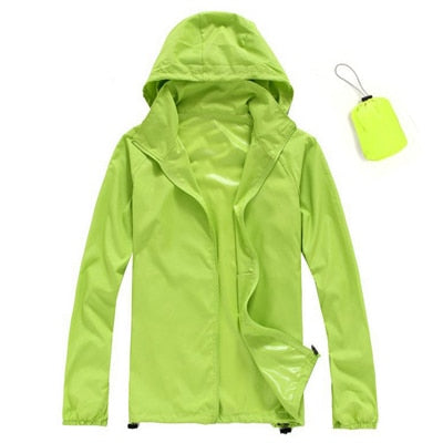 Quick Dry Waterproof Jacket