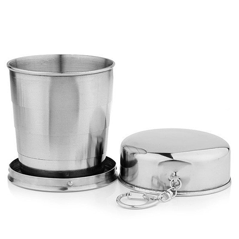 Collapsible EDC Drinking Cup