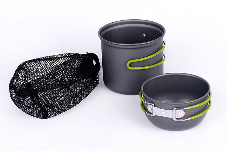 2 in 1 Ultralight Camping Cookware